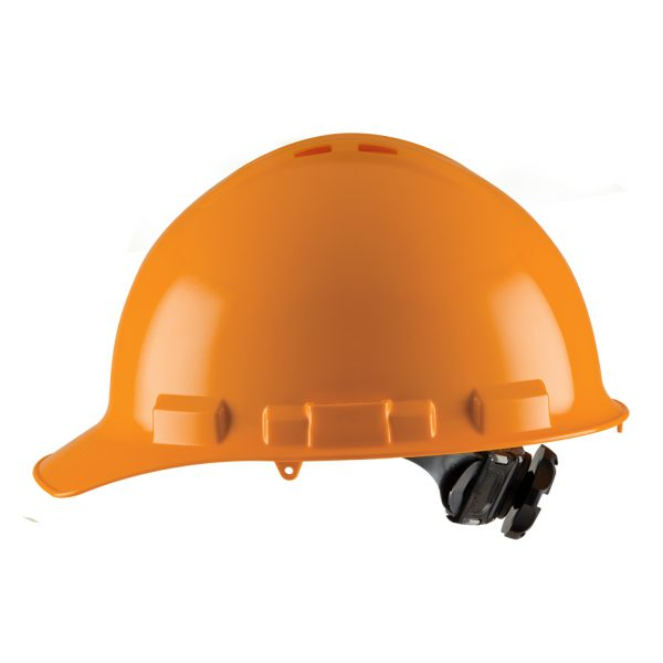 ORANGE CAP-STYLE, VENTED