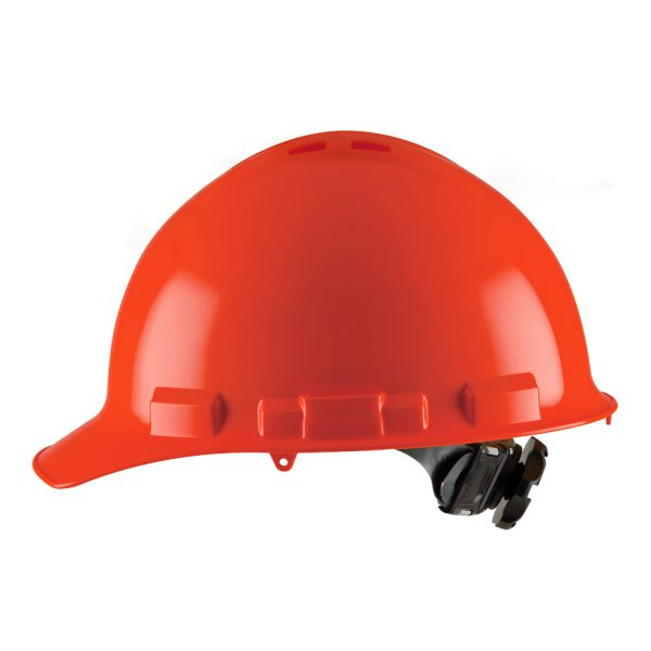 RED CAP-STYLE, VENTED