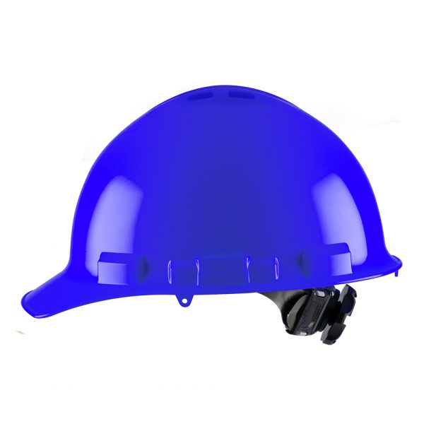 BLUE CAP-STYLE, VENTED