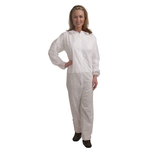 PP1412 POLYPROPYLENE COVERALL
